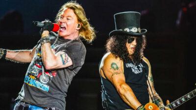 Hard Skool, novo single do Guns N 'Roses chega para levantar os fãs da banda